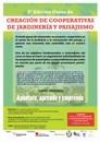 Curso de Creación de Cooperativas de Jardinería y Paisajismo, 2º Edición