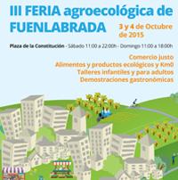 III Feria Agroecológica de Fuenlabrada