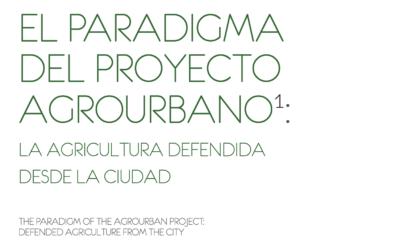 El paradigma del proyecto Agrourbano