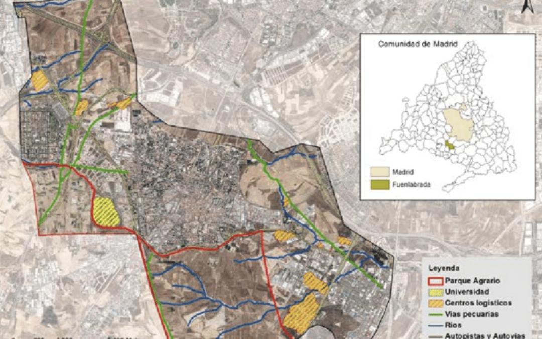 La gobernanza territorial y alimentaria como base para la protección y dinamización del espacio agrario periurbano.